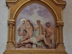 Photo paysage et monuments, Cellettes - église Saint Mondry