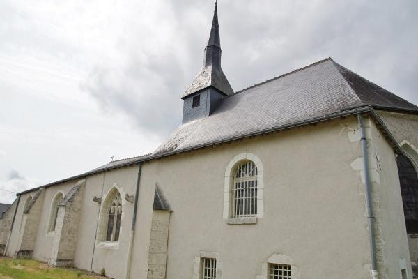 Photo Chailles - église Saint Martin