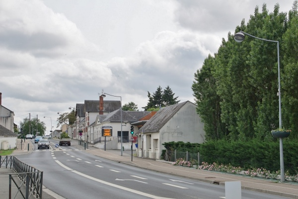 Photo Chailles - le Village