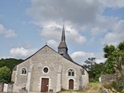 Photo paysage et monuments, Chailles - église Saint Martin