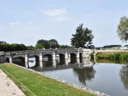 Photo paysage et monuments, Chambord - le pont