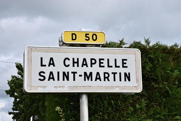 Photo La Chapelle-Saint-Martin-en-Plaine - la Chapelle Saint Martin en Plaine (41500)