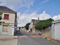 Photo paysage et monuments, La Chapelle-Saint-Martin-en-Plaine - le Village
