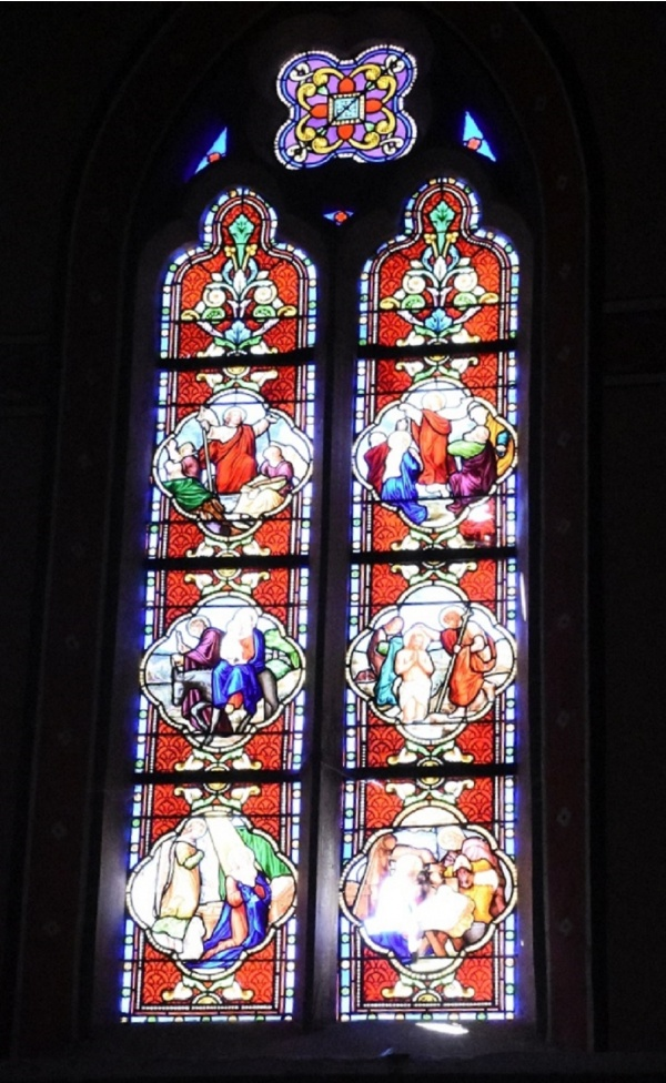 Photo Chémery - église Saint Guillaume