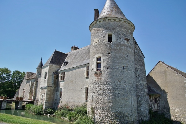 Photo Chémery - le Château
