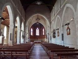 Photo paysage et monuments, Chémery - église Saint Guillaume