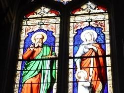 Photo paysage et monuments, Contres - église Saint Cyr