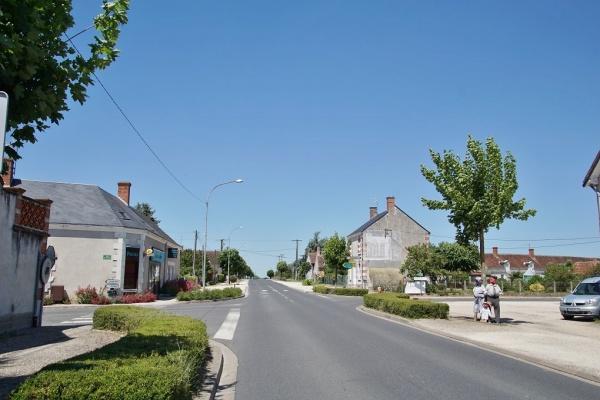 Photo Couddes - le Village