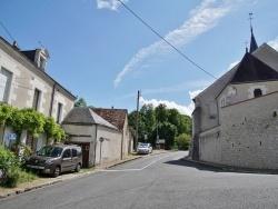 Photo paysage et monuments, Coulanges - le Village