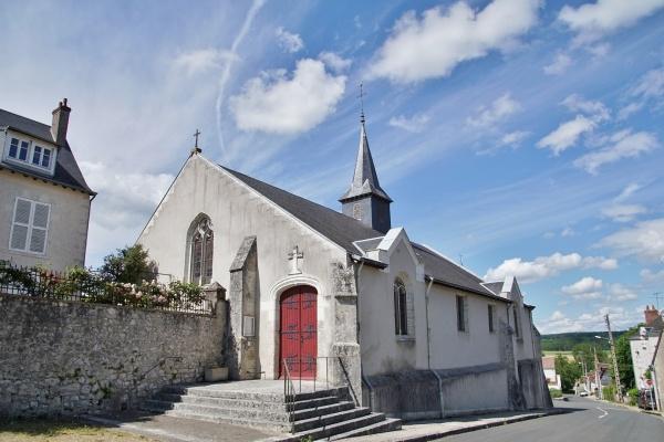 Photo Coulanges - église Saint Denis