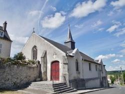 Photo paysage et monuments, Coulanges - église Saint Denis