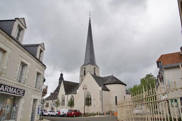 Photo Cour-Cheverny - église Saint Aignan