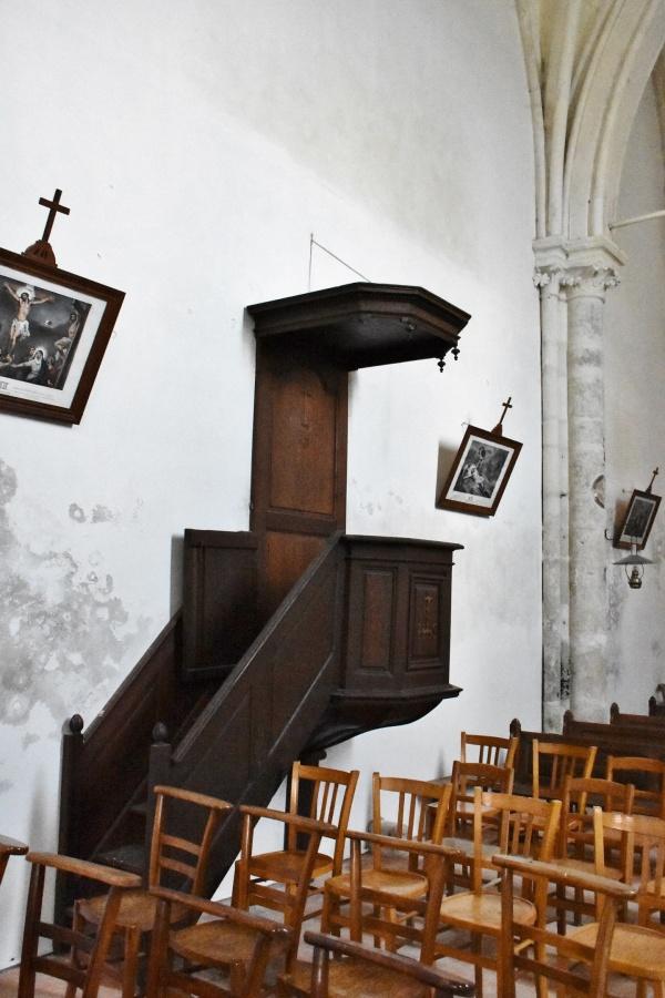 Photo Courmemin - église Saint Aignan