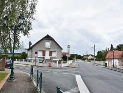 Photo paysage et monuments, Courmemin - le Village