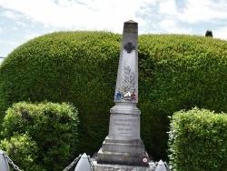 Photo paysage et monuments, Françay - le Monument Aux Morts