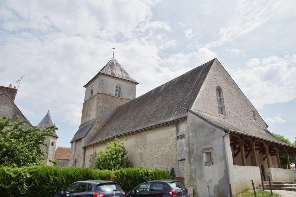 Photo Huisseau-sur-Cosson - église Saint Etienne