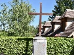 Photo paysage et monuments, Lassay-sur-Croisne - la Croix