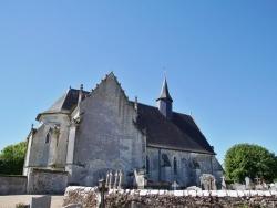 Photo paysage et monuments, Lassay-sur-Croisne - église Saint Hilaire