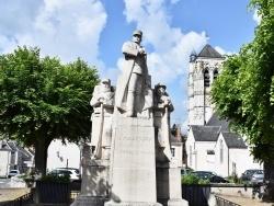 Photo paysage et monuments, Mer - le Monument Aux Morts