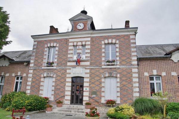 Photo Mur-de-Sologne - La Mairie