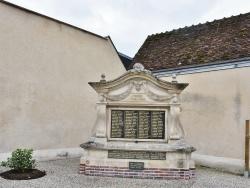 Photo paysage et monuments, Mur-de-Sologne - le Monument Aux Morts