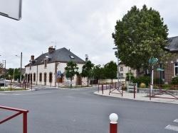 Photo paysage et monuments, Mur-de-Sologne - le Village