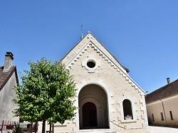Photo paysage et monuments, Oisly - église Saint Hippolyte