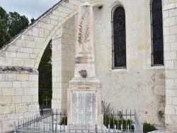 Photo paysage et monuments, Pruniers-en-Sologne - le Monument Aux Morts