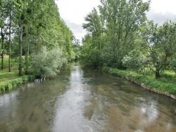 Photo paysage et monuments, Pruniers-en-Sologne - la Sauldre