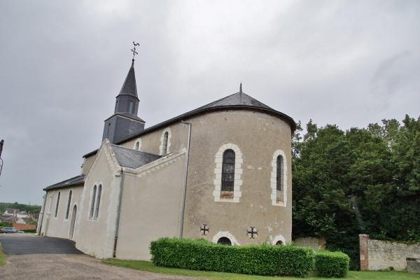 Photo Rilly-sur-Loire - église sainte Eugenie