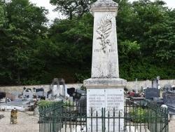 Photo paysage et monuments, Rilly-sur-Loire - le Monument Aux Morts