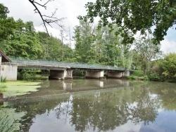Photo paysage et monuments, Seur - le pont