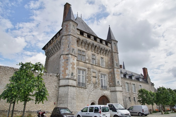 Photo Talcy - le Château