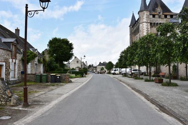 Photo Talcy - le Village