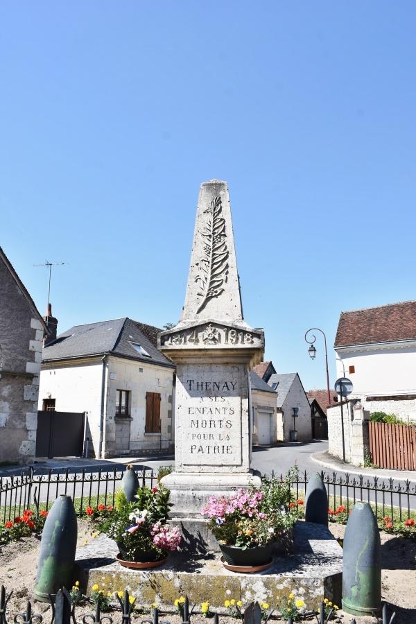 Photo Thenay - le Monument Aux Morts
