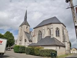 Photo paysage et monuments, Villexanton - église Saint denis
