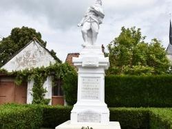 Photo paysage et monuments, Villexanton - le Monument Aux Morts