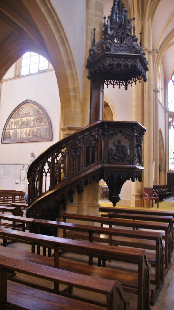 Photo Roanne - église Saint Etienne