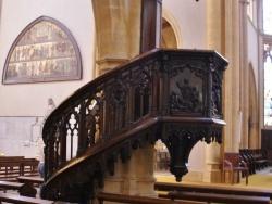 Photo paysage et monuments, Roanne - église Saint Etienne