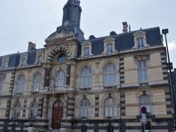 Photo paysage et monuments, Roanne - la mairie