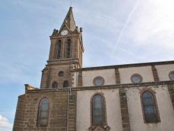 Photo paysage et monuments, Loudes - église Saint Hilaire