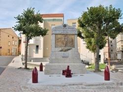 Photo paysage et monuments, Loudes - le monuments aux morts