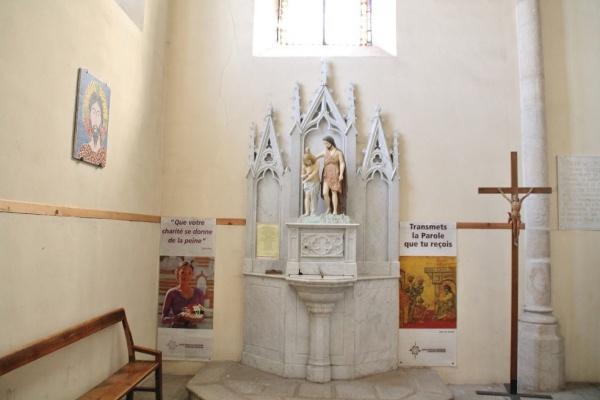 Photo Loudes - église Saint Hilaire