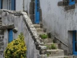 Photo paysage et monuments, Piriac-sur-Mer - Aux marches du palais