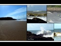 Photo paysage et monuments, Saint-Nazaire - plage de la courance