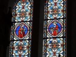 Photo paysage et monuments, Batilly-en-Puisaye - église Saint Martin