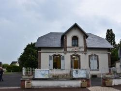 Photo paysage et monuments, Batilly-en-Puisaye - La Mairie