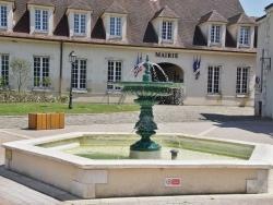 Photo paysage et monuments, Bonny-sur-Loire - la Fontaine