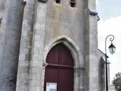 Photo paysage et monuments, Bray-en-Val - église Saint jacques