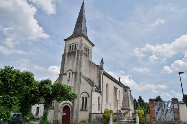Photo Breteau - église saint Pierre